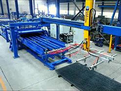 全自动工业网焊接生产线