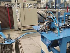 养殖网上拉笼门焊网机
