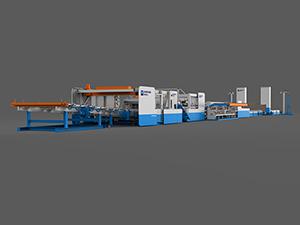 全自动钢筋网焊接生产线I