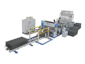 全自动钢筋网焊接生产线Ⅱ