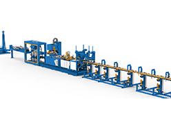 钢筋桁架焊接生产线